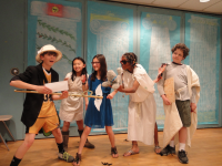 Greek Skit